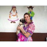 Hotelzinho Cães onde tem na Vila Lageado